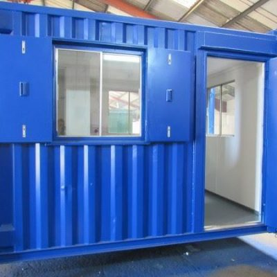 Portable Canteen with Toilet 12ft x 9ft