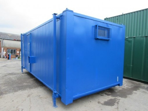 Portable Shower Block 4 bay