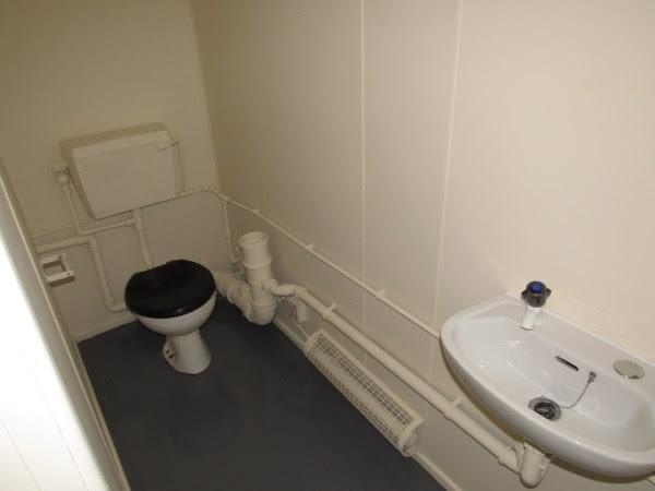 Toilet Portable Office
