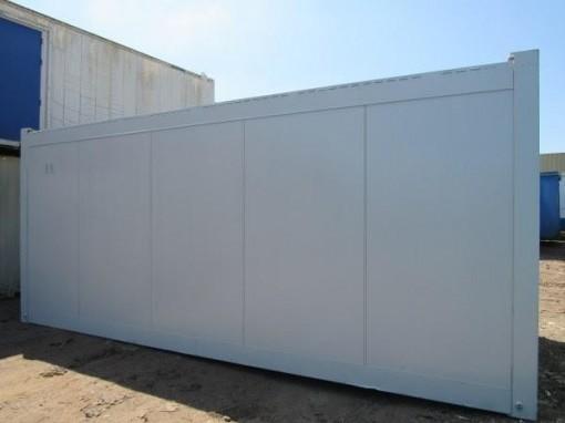 rear document storage cabin
