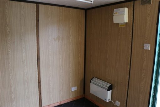 20ft x 8ft Anti Vandal Office - Store