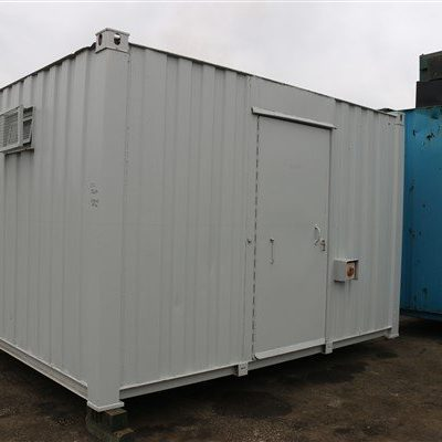12ft x 9ft Steel Anti Vandal Drying Room