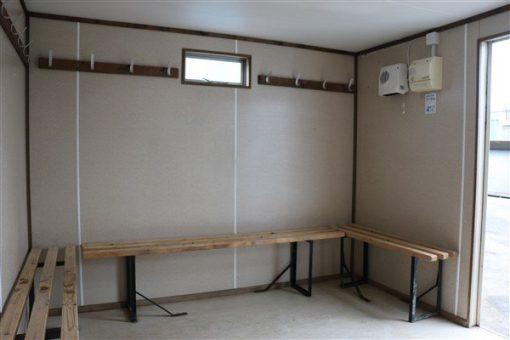 12ft x 9ft Steel Anti Vandal Drying Room