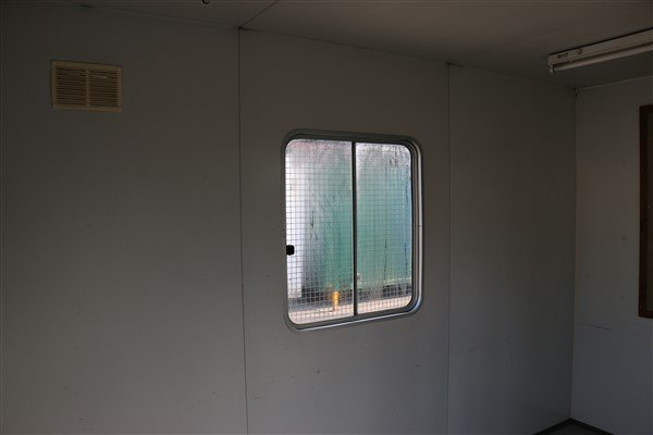 12ft x 8ft Plastersol Site Office