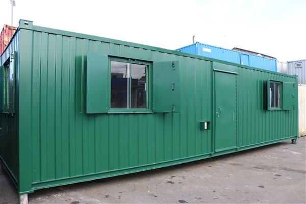 32ft x 10ft Anti Vandal Open Plan Canteen