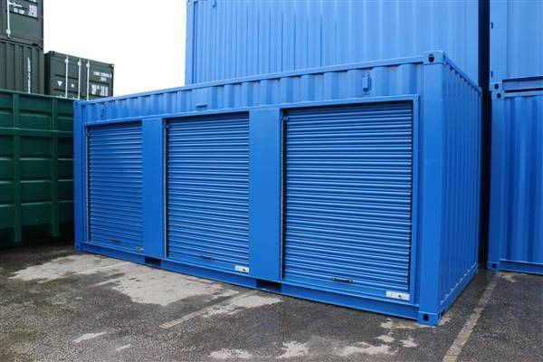 Bespoke Shipping Container Conversions