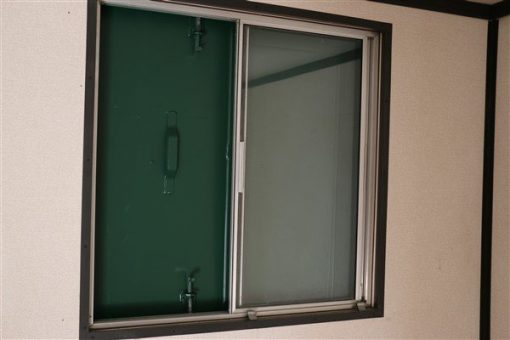 View of window