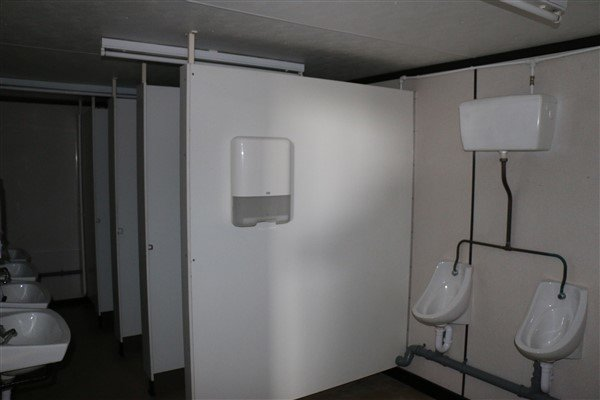 Inside view of toilet view 2