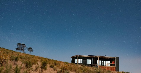 Shipping Containers Become Stunning Suites at Copia Eco Cabins