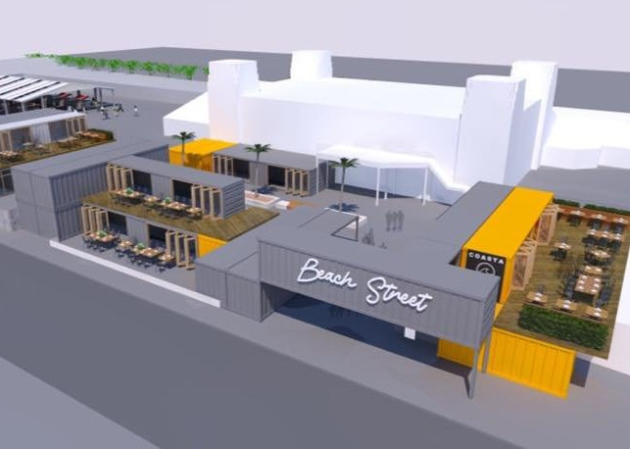Beach Street boutiques, cafes and leisure plan submitted for Felixstowe seafront