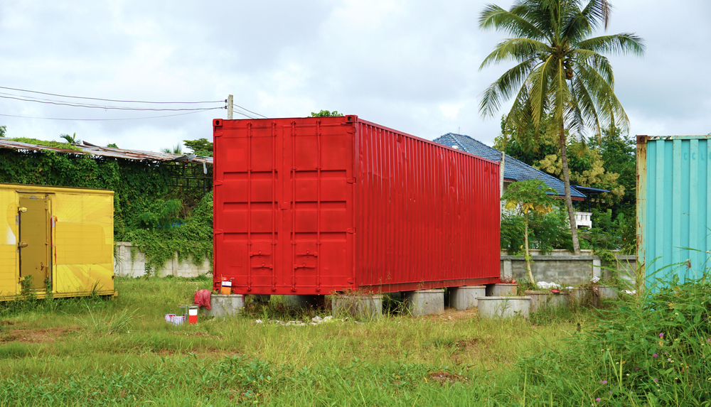 The Benefits Of Modified Shipping Containers On Construction Sites